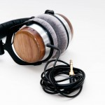 Aluminum and Walnut Beyer Dynamic DT-770