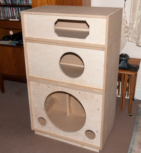 Diy speaker construction