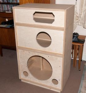 Diy speaker construction