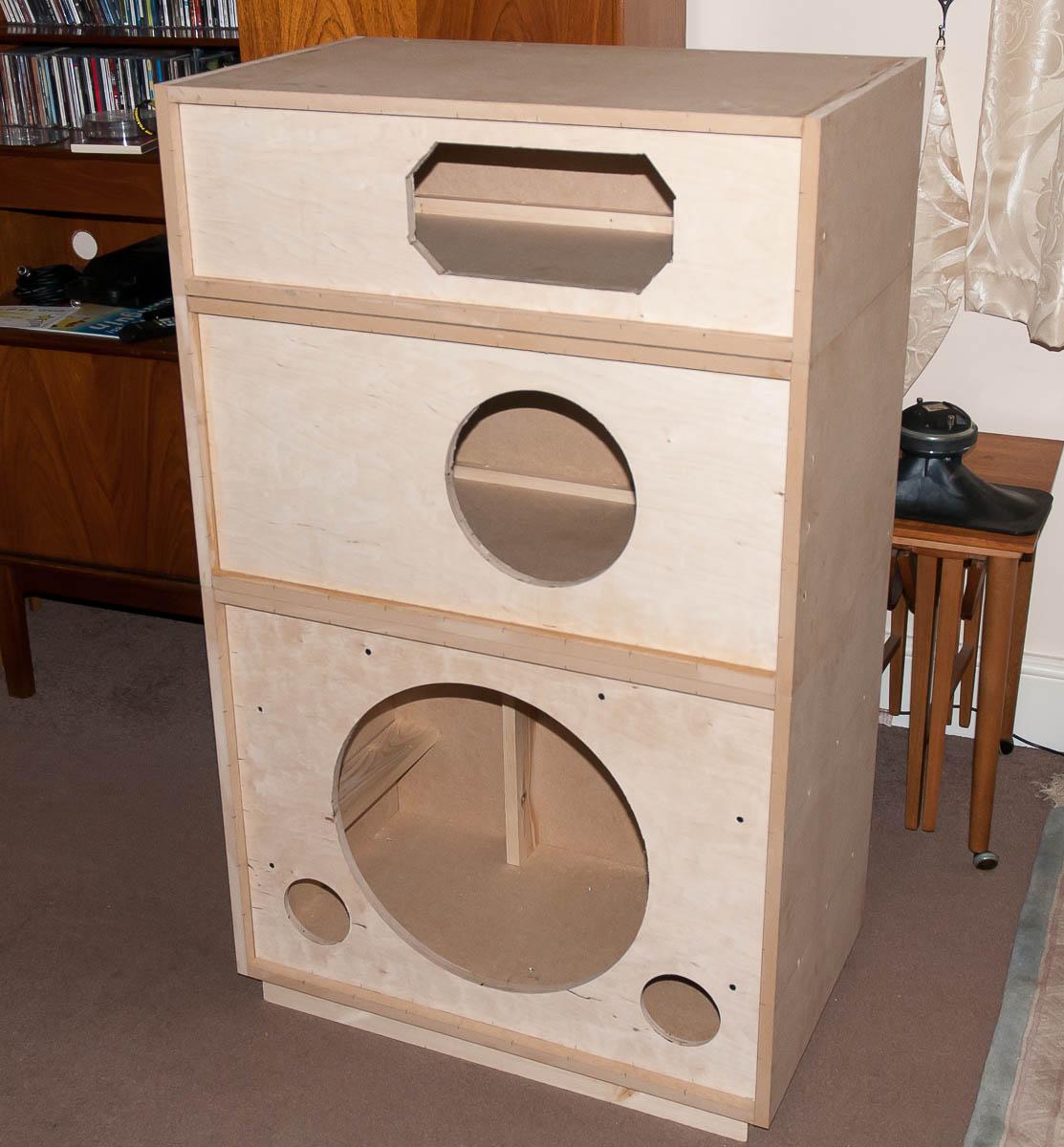 High Efficiency Speaker Project - Part 3 - Teribil Audio