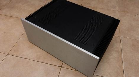 Aleph30 30w amplifier DIY clone.
