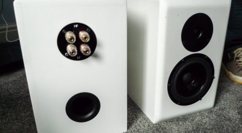 CAOW1 Speakers