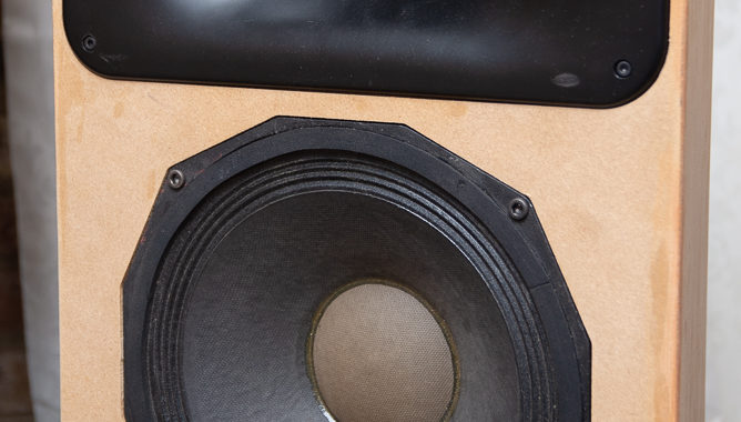 New Boxes For My Active Speakers